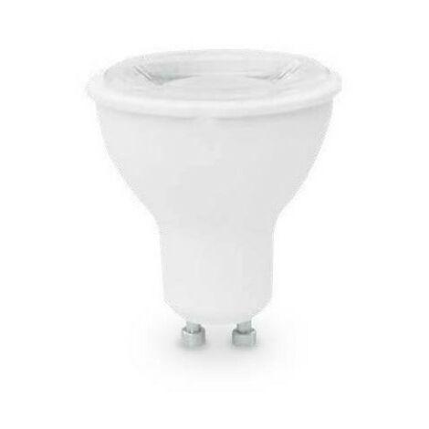 Ampoule LED COB 8W GU10 556 lumens lumière chaude 2700K