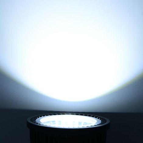 Ampoule LED COB LED 9W 85V-245V GU10 Blanc froid