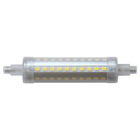 ampoule led crayon r7s girard sudron 10 watt 118 mm dimmable
