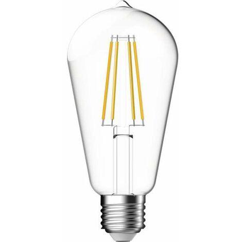 Ampoule LED décorative à filament forme Edison E27 06 lm - Dhome
