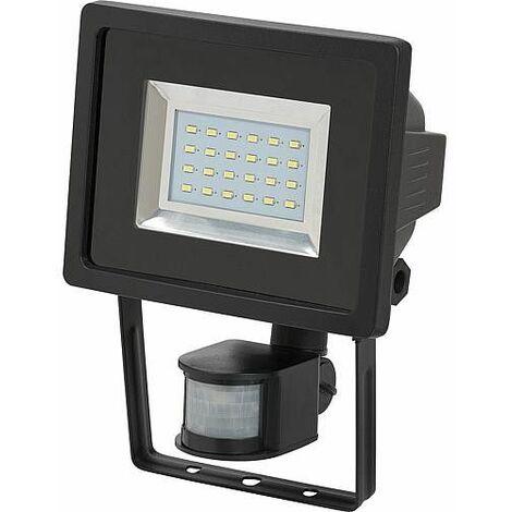 ampoule LED detecteur de mouvement L DN 2405 IP44 Couleur noir