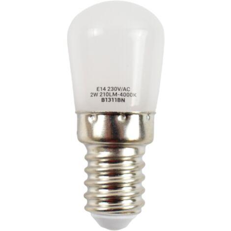 Ampoule LED E14 2W T10