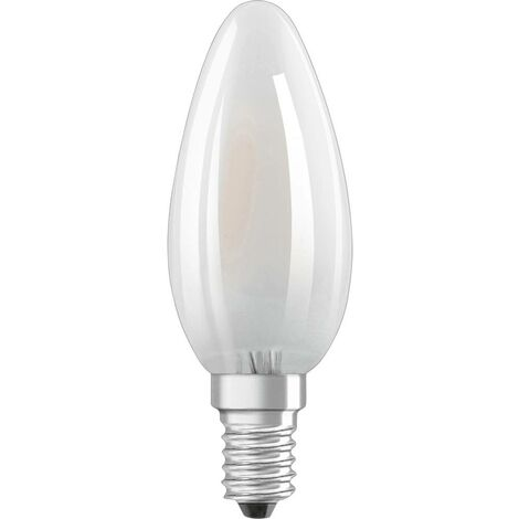 Forme Flamme 4,5W /équivalent 25W Culot E14 OSRAM Star+ Ampoule LED /à Variation de Couleurs par T/él/écommande