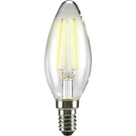 LED E14 Sygonix STC3001 2 W = 25 W blanc chaud (Ø x L) 35 mm x 99 mm 1 pc(s) Y488031