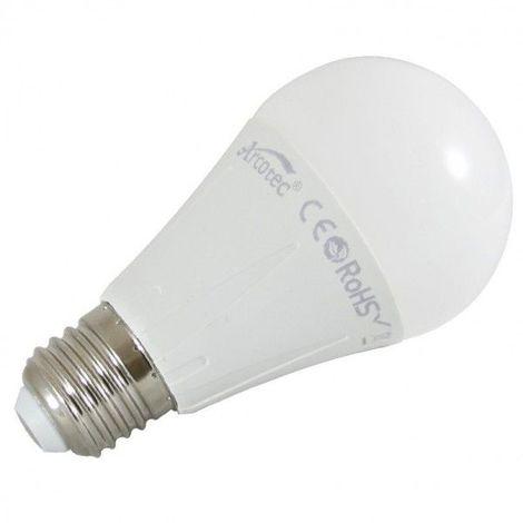 Ampoule led E27 10 watt (eq. 60 watt) - Couleur - Blanc neutre 4000°K