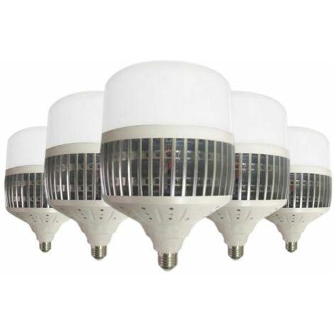 Ampoule LED E27 100W 220V 270° (Pack de 5)