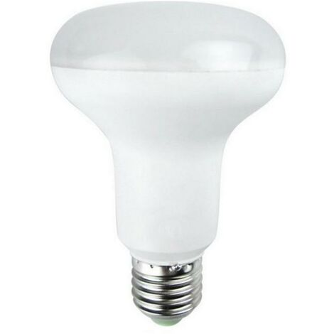 Ampoule LED E27 10W 220V R80 120°