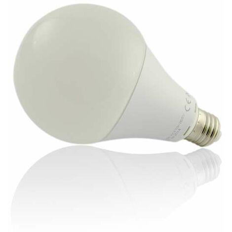 Ampoule LED E27 18W éclairage 150W - Blanc Chaud 2700K