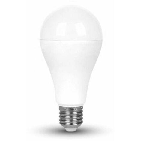 Ampoule LED E27 18W Équivalent 100W A70 - Blanc du Jour 6000K