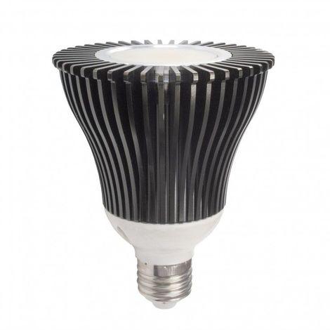 Ampoule LED E27 - 20W - COB Sharp - PAR30 - Blanc Chaud