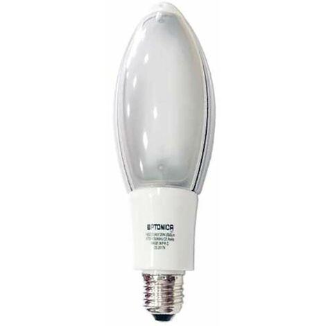 Ampoule LED E27 25W industrielle 2500lm (200W) Blanc du jour 5700K Optonica