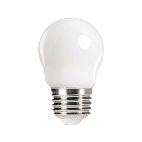 """main image of """"Ampoule LED E27 4,5W G45 équivalent à 40W - Blanc Naturel 4000K"""""""