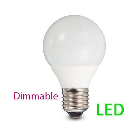 Blanc Ampoule Variateur E27 W Chaud 60 Dimmable Pour Rendu Led 6 Ibfvy76gYm