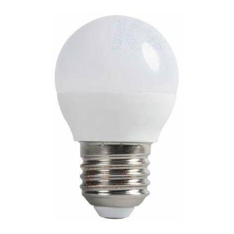 """main image of """"Ampoule LED E27 6W G45 équivalent à 41W - Blanc Chaud 3000K"""""""