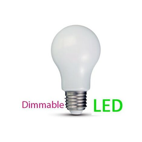 Rendu 7 E27 5 W Dimmable Ampoule Blanc Pour 80 Chaud Variateur Led gfv6y7Yb
