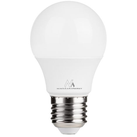 Ampoule LED E27 7W 230v Maclean Energy Mce272 NW Natural Blanc 4000K 710lm