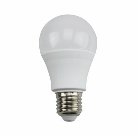 Ampoule LED E27 7W - Blanc Chaud - Blanc