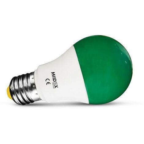 Ampoule LED E27 9W Bulb Couleur