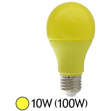 Ampoule LED E27 9W Bulb Couleur