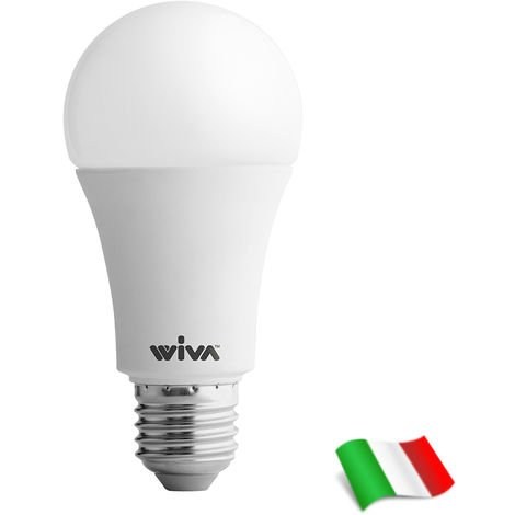Ampoule LED E27 A60 12W 4000K° Dimmable Wiva