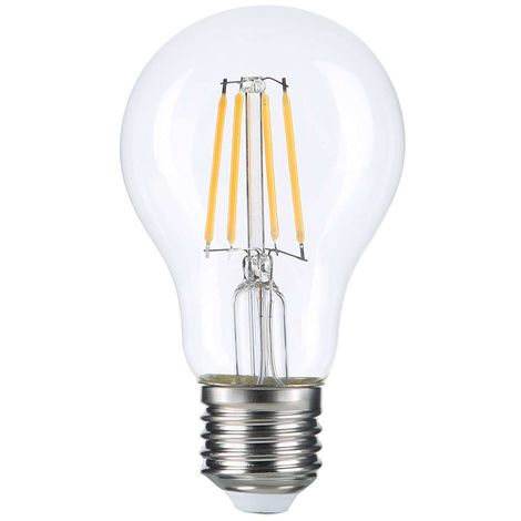 Ampoule LED E27 A60 filament E27 6W (eq. 40 watts) Optonica