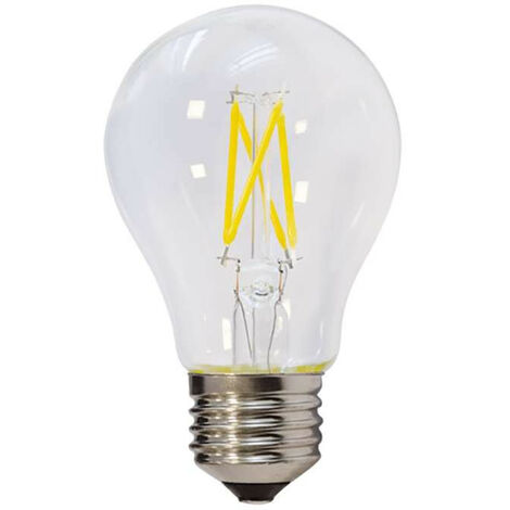 Ampoule LED E27 filament 5W 600lm A60 Optonica