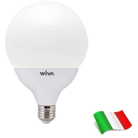 Ampoule LED E27 G120 21W 6000K° Wiva