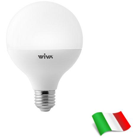 Ampoule LED E27 G95 15W 4000K° Wiva