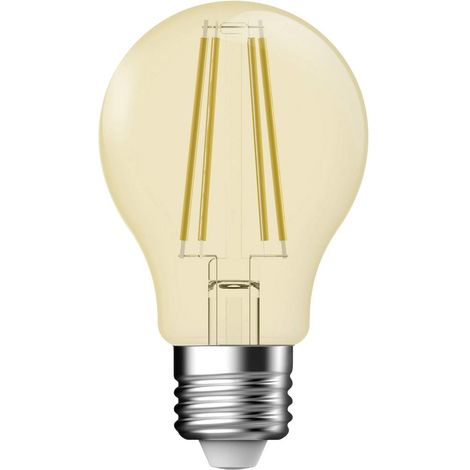 Ampoule LED E27 Nordlux Classic A60 2080012758 5.4 W = 34 W or (Ø x L) 60 mm x 104 mm 1 pc(s)