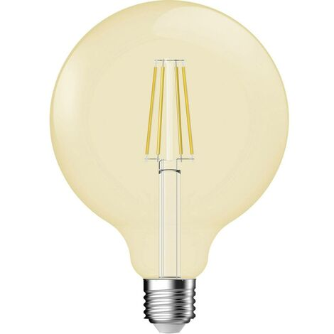 Ampoule LED E27 Nordlux Classic Globe 2080172758 5.4 W = 34 W or (Ø x L) 95 mm x 137 mm 1 pc(s)