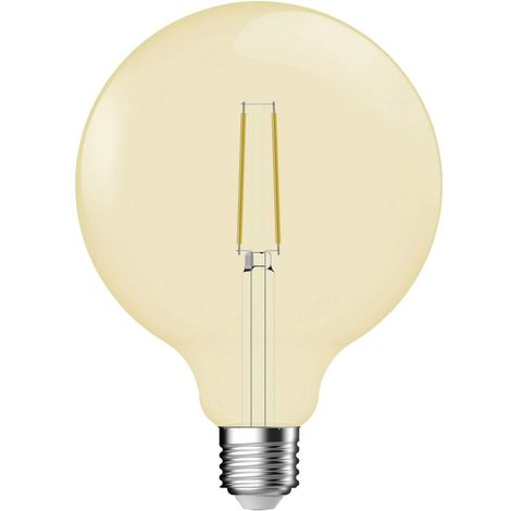 Ampoule LED E27 Nordlux Classic Globe 2080212758 5.4 W = 34 W or (Ø x L) 124 mm x 172 mm 1 pc(s)