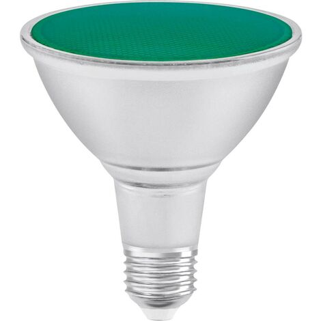 Ampoule LED E27 OSRAM 4058075117174 13 W vert (Ø x L) 122 mm x 134 mm 1 pc(s)