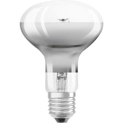Ampoule LED E27 OSRAM 4058075810075 4 W = 32 W blanc chaud (Ø x L) 80 mm x 115 mm 1 pc(s)