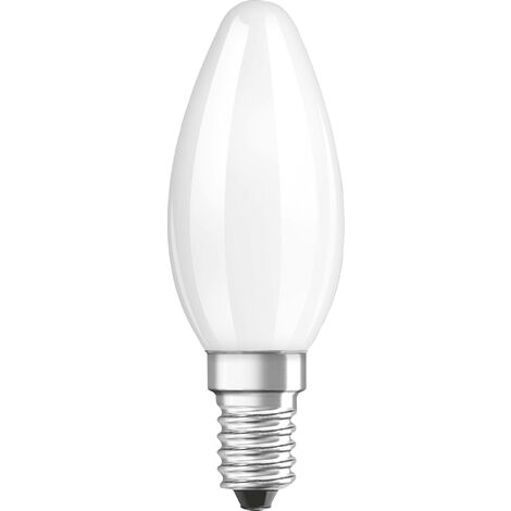 Ampoule LED E27 OSRAM 4058075813687 8 W = 60 W blanc chaud (Ø x L) 60 mm x 105 mm 1 pc(s)