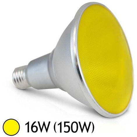 Ampoule LED E27 PAR38 16W Couleur