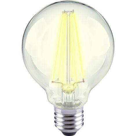 LED E27 Sygonix TG81211 12 W = 98 W blanc chaud (Ø x L) 80 mm x 115 mm 1 pc(s) S540001