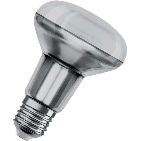 Ampoule LED EEC: A+ (A++ - E) OSRAM LED SUPERSTAR R80 100 36° 9.6 W/2700K E27 4058075433281 E27 Puissance: 9.6 W blan
