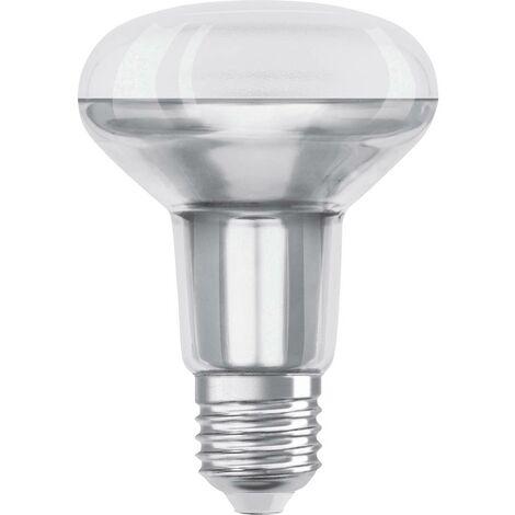 Ampoule LED EEC: A (A++ - E) OSRAM ST R80 60 36° 5.9 W/927 E27 4058075097285 E27 Puissance: 5.9 W blanc chaud 6 kW