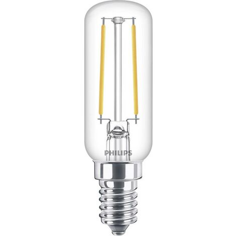 Ampoule LED EEC: A++ (A++ - E) Philips Philips Lighting 59918800 E14 Puissance: 2.1 W blanc chaud 2.1 kWh/1000h