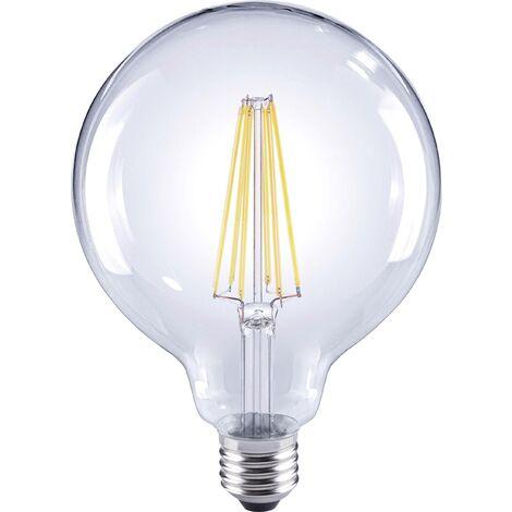 LED E27 Sygonix TG10N11 12 W = 98 W blanc chaud (Ø x L) 124 mm x 164 mm 1 pc(s) S567721