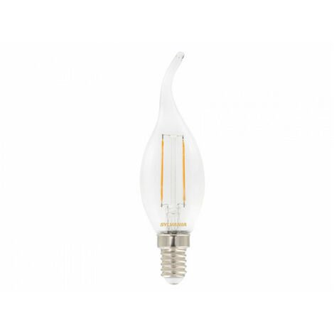 Ampoule led FCV E14 827 2,5W = 25W Cla fil SYLVANIA