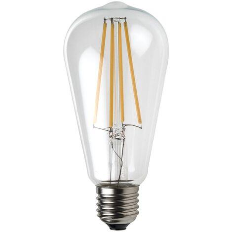 Ampoule Led Filament ST64 style Edison Teardrop 7 watt (eq.52 watt)