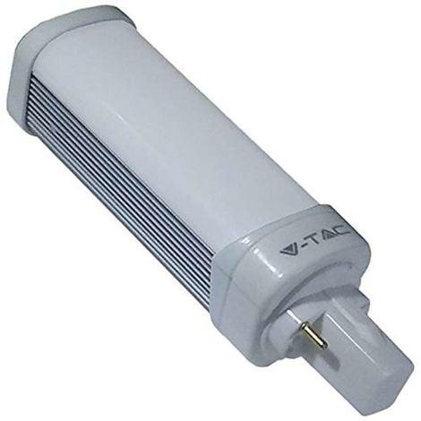 Ampoule LED G24 10W équivalent 85W VT-2050 V-TAC