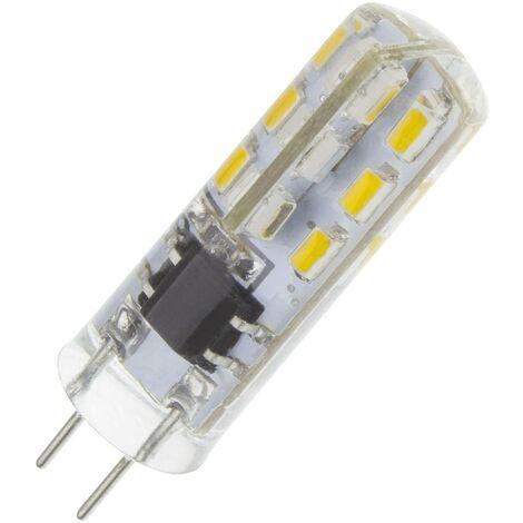 Ampoule LED G4 12V 3W Blanc Chaud 2700K 3200K Blanc