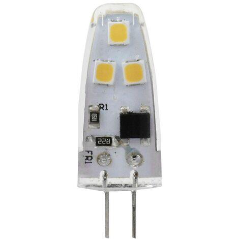 Ampoule LED G4 1.5W Eq 15W 120Lm | Température de Couleur: Blanc chaud 3000K