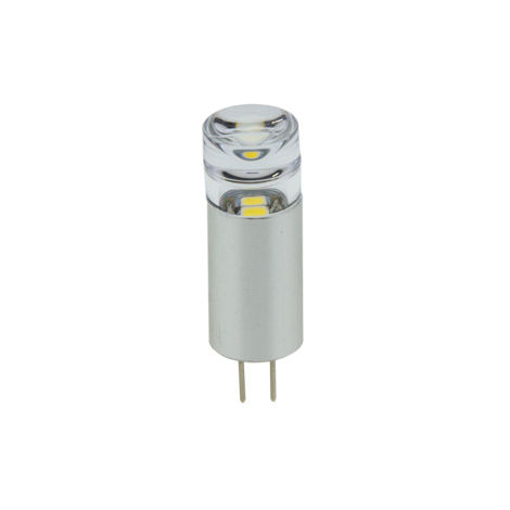 Ampoule LED G4 1W 12V cylindrique | Blanc Froid