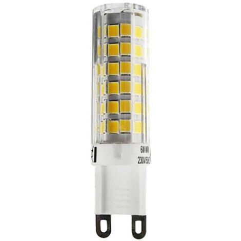 Ampoule LED G9 6W Dimmable équivalent 50W