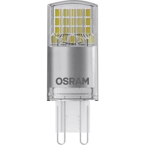 Ampoule LED G9 OSRAM 4058075811942 3.5 W = 32 W blanc chaud (Ø x L) 20 mm x 58 mm 1 pc(s)