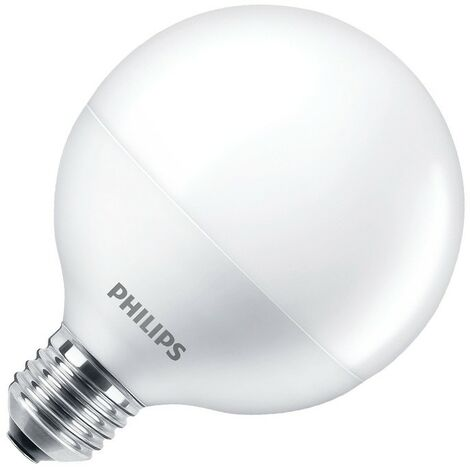 Ampoule LED Globe 60W G93 E27 WW FR ND 1CT/4 - Philips
