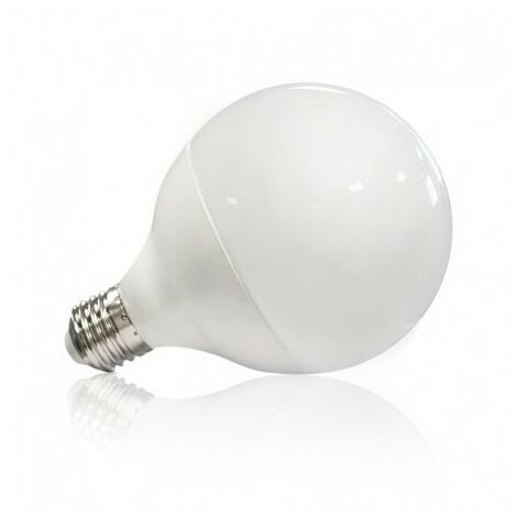 Ampoule LED GLOBE E27 - 10W - 4000K - Non dimmable